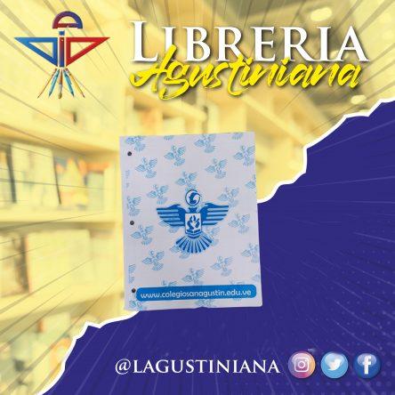 Block Agustinianos  Línea , doble línea , cuadros